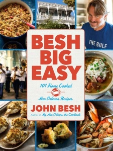 John Besh's newest cookbook, BESH BIG EASY