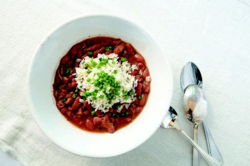 Chef John Besh's Red Beans & Rice